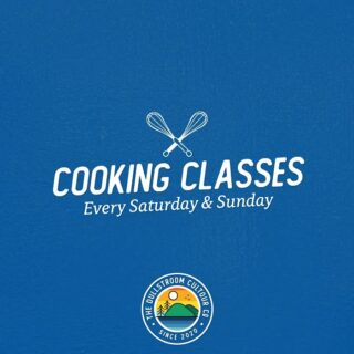 Join us on Saturdays & Sundays at 11am for our out-of-this world Cooking Classes rated 5stars online! ★★★★★ R650 per person gets you a hands-on cooking experience with a local Chef, a yummy Menu of the day and all class materials. This weekend we Cook A Dullstroom Trout with Chef Adri van Wieringen and Risotto on Sunday with Chef Lana Doyle. 💙 Pop in at 84 on Main, Naledi Drive or book on hello@dullstroom.tours
